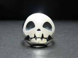 "Skull ""Big Face"" Ring"
